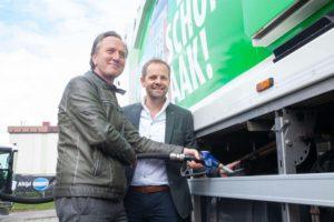 Friese dieselrijders gaan fossielvrij
