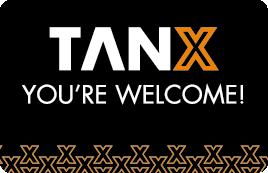 Tanx card