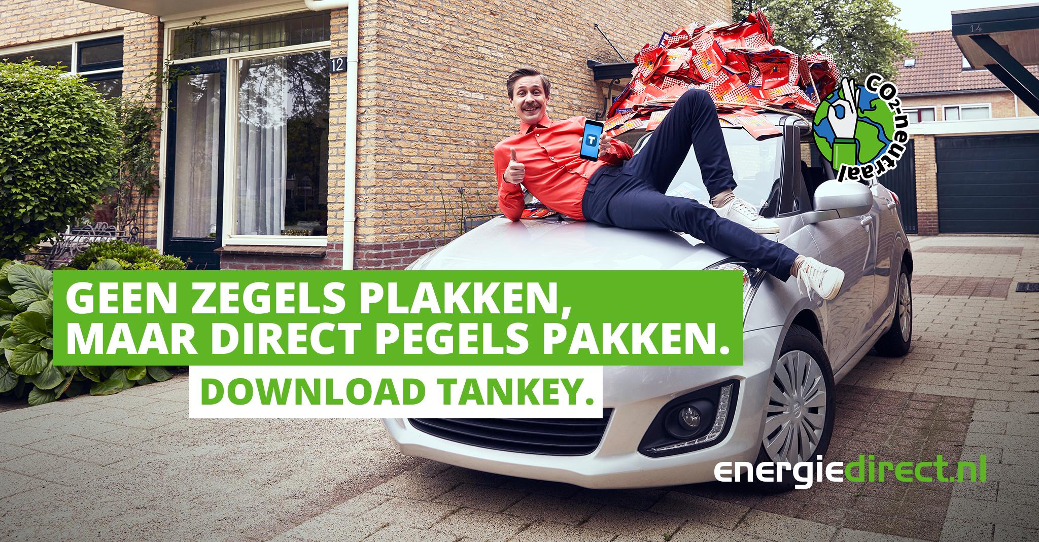 Nog meer klanten profiteren van Tankey