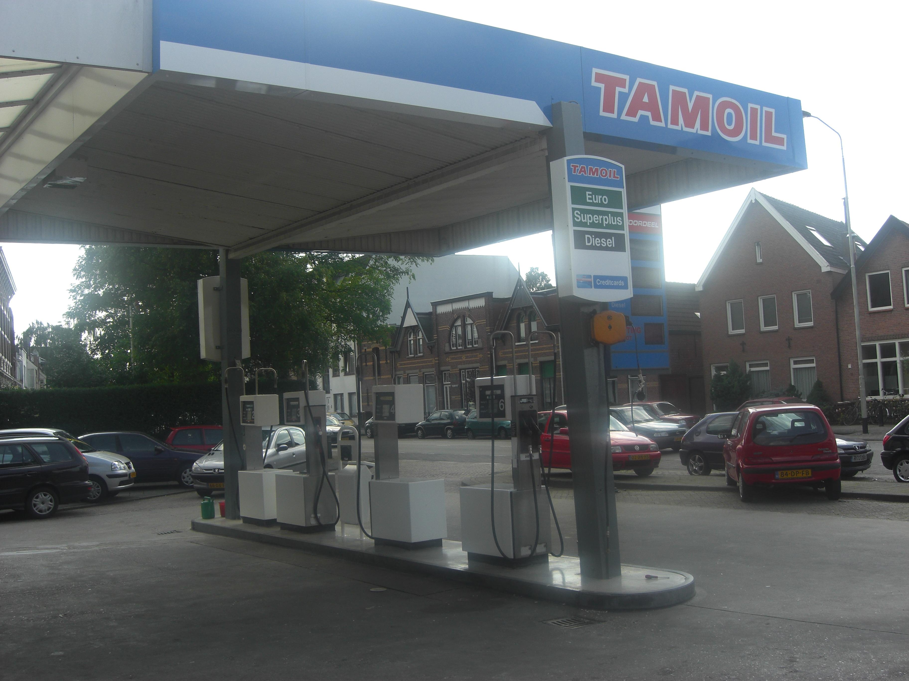 Tamoil Express Breda